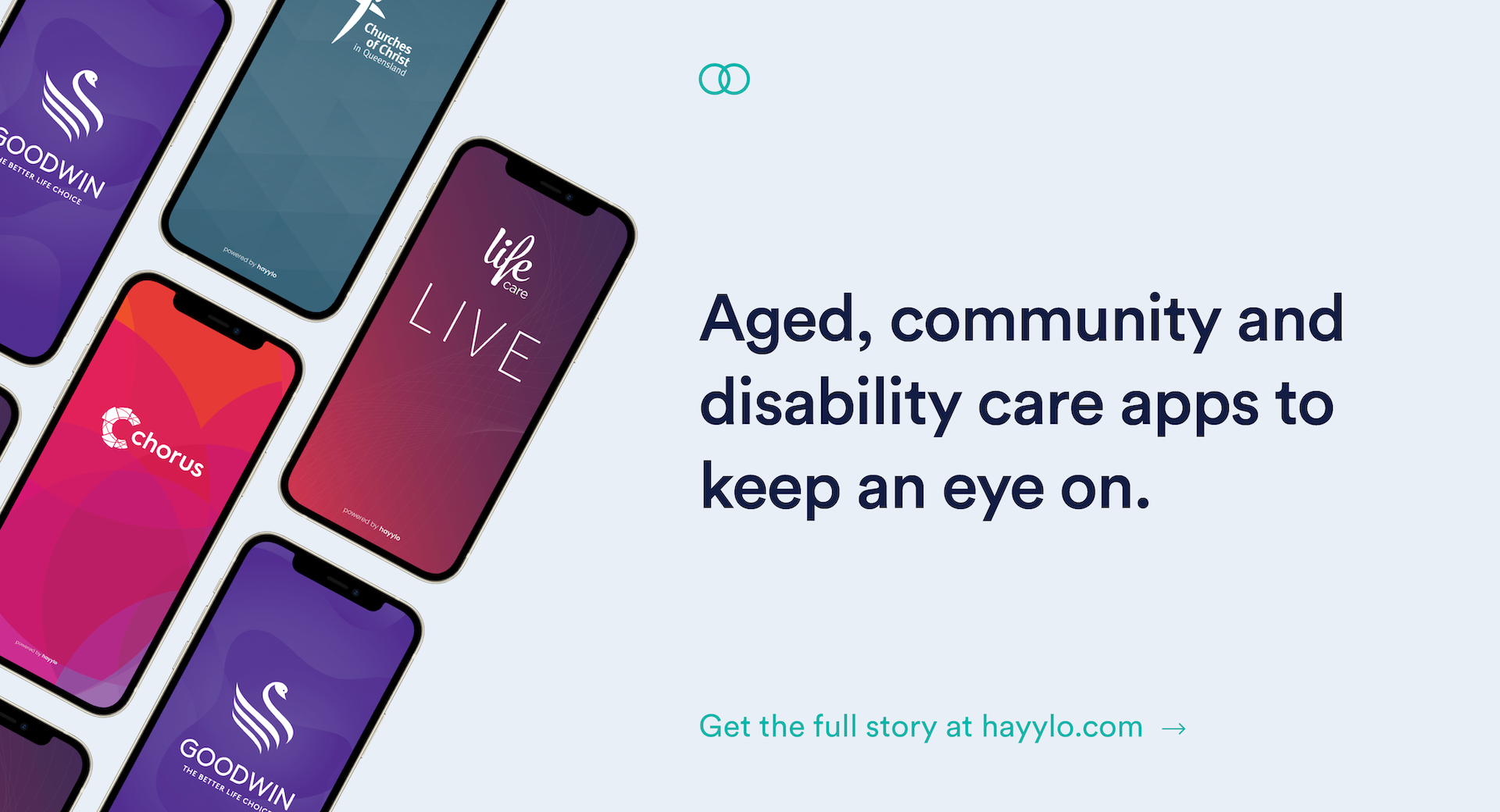 Aged care community care disability care apps Hayylo